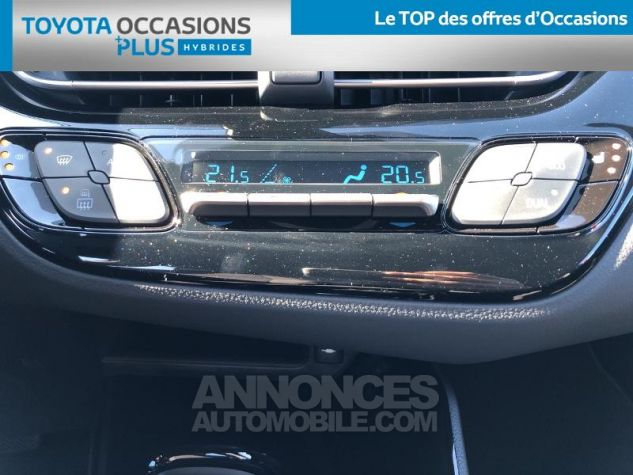 Toyota C-HR 122h Design 2WD E-CVT RC18 BI TON GRIS ATLAS Occasion - 10