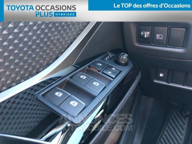 Toyota C-HR 122h Design 2WD E-CVT RC18 BI TON GRIS ATLAS Occasion - 11