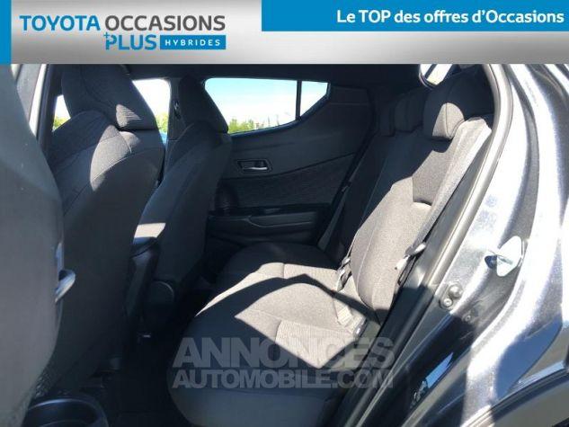 Toyota C-HR 122h Design 2WD E-CVT RC18 BI TON GRIS ATLAS Occasion - 13