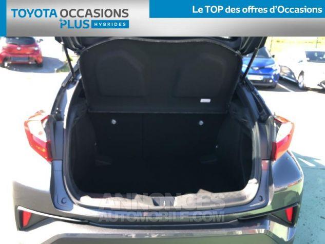 Toyota C-HR 122h Design 2WD E-CVT RC18 BI TON GRIS ATLAS Occasion - 14