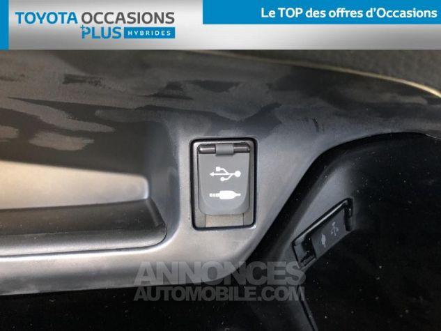 Toyota C-HR 122h Design 2WD E-CVT RC18 BI TON GRIS ATLAS Occasion - 15