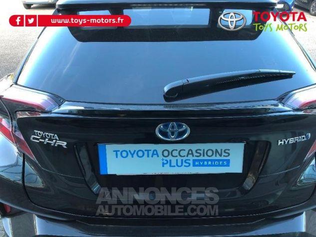 Toyota C-HR 122h Distinctive 2WD E-CVT 209 NOIR Neuf - 6