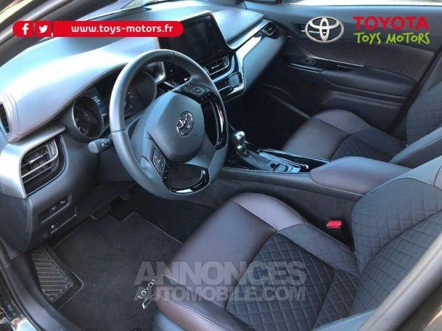 Toyota C-HR 122h Distinctive 2WD E-CVT 209 NOIR Neuf - 11