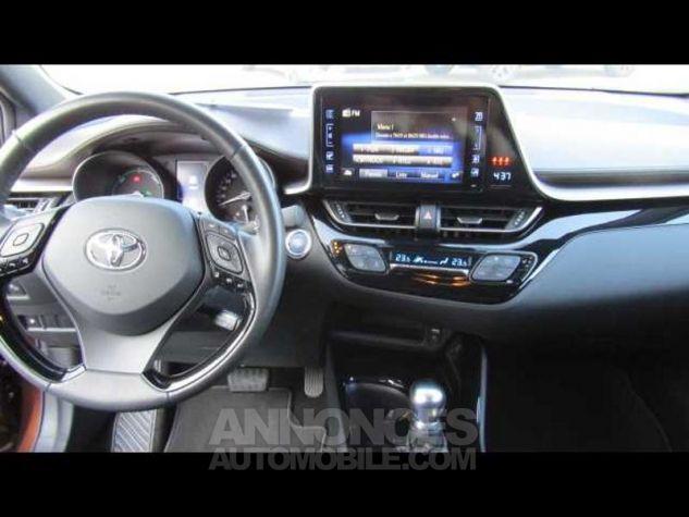 Toyota C-HR 122h Distinctive 2WD E-CVT Brun Métallisé Occasion - 6