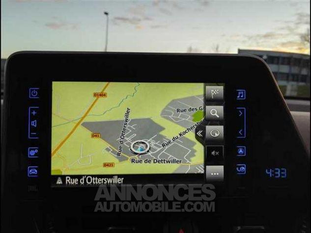 Toyota C-HR 122h Distinctive 2WD E-CVT 070 BLANC NACRE Occasion - 9