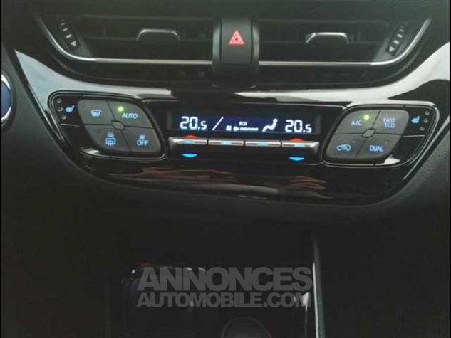 Toyota C-HR 122h Distinctive 2WD E-CVT 070 BLANC NACRE Occasion - 11