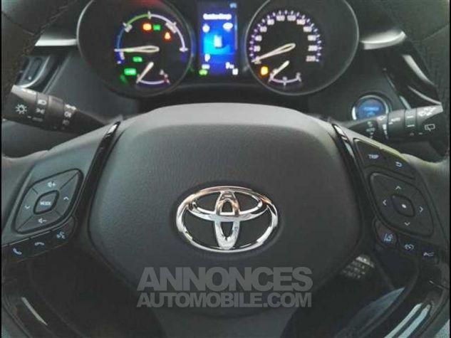 Toyota C-HR 122h Distinctive 2WD E-CVT 070 BLANC NACRE Occasion - 12