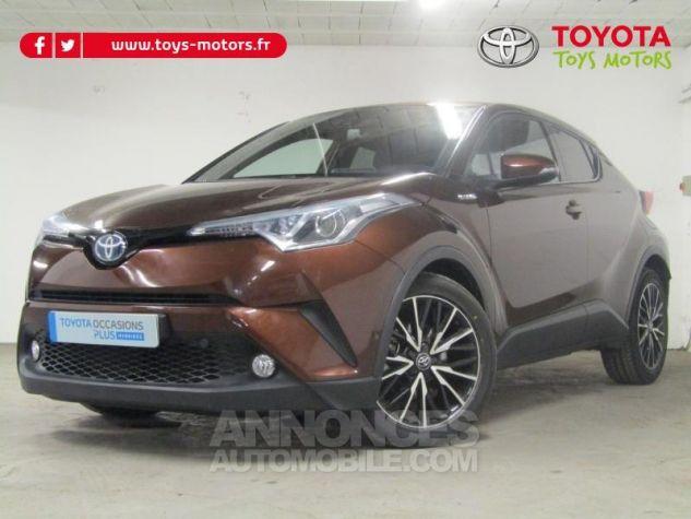 Toyota C-HR 122h Distinctive 2WD E-CVT Bronze métallisé Occasion - 0