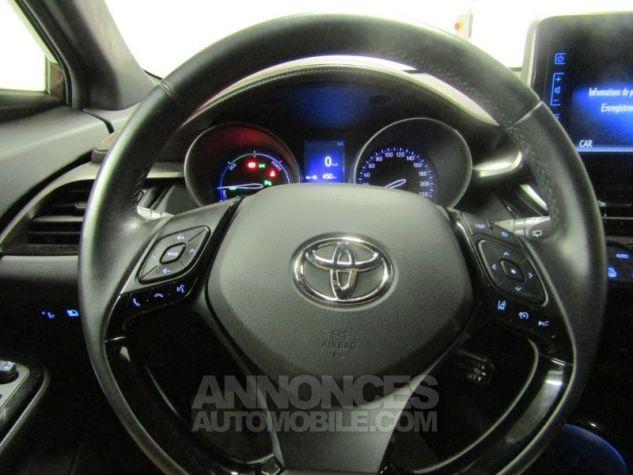 Toyota C-HR 122h Distinctive 2WD E-CVT Bronze métallisé Occasion - 7