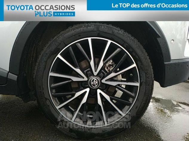 Toyota C-HR 122h Distinctive 2WD E-CVT Gris Clair Occasion - 3