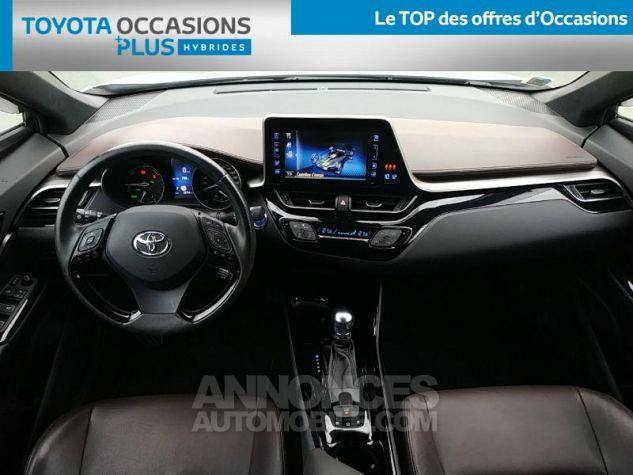 Toyota C-HR 122h Distinctive 2WD E-CVT Gris Clair Occasion - 4