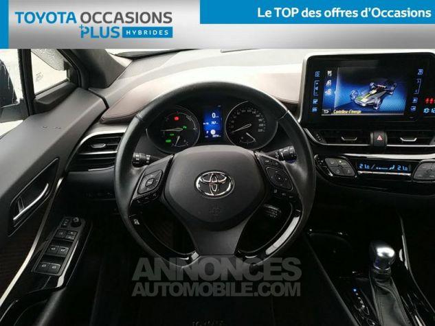 Toyota C-HR 122h Distinctive 2WD E-CVT Gris Clair Occasion - 5