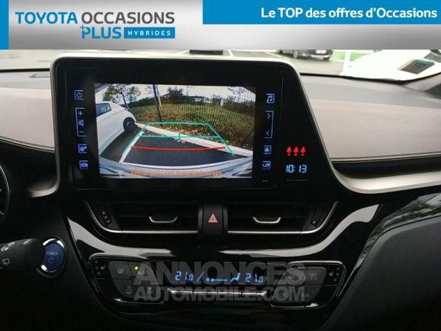 Toyota C-HR 122h Distinctive 2WD E-CVT Gris Clair Occasion - 6