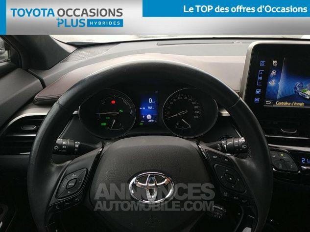 Toyota C-HR 122h Distinctive 2WD E-CVT Gris Clair Occasion - 7