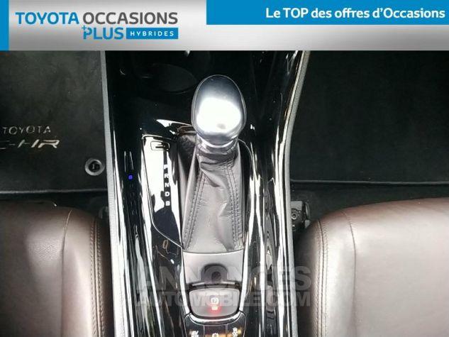 Toyota C-HR 122h Distinctive 2WD E-CVT Gris Clair Occasion - 8