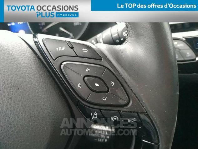 Toyota C-HR 122h Distinctive 2WD E-CVT Gris Clair Occasion - 9