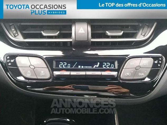 Toyota C-HR 122h Distinctive 2WD E-CVT Gris Clair Occasion - 10