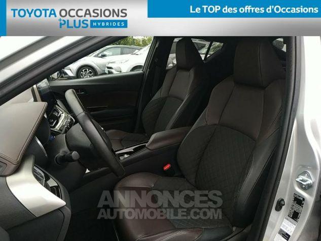 Toyota C-HR 122h Distinctive 2WD E-CVT Gris Clair Occasion - 12