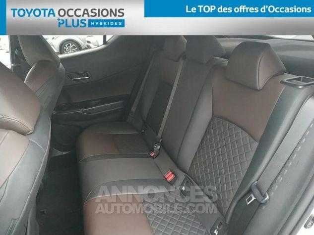 Toyota C-HR 122h Distinctive 2WD E-CVT Gris Clair Occasion - 13