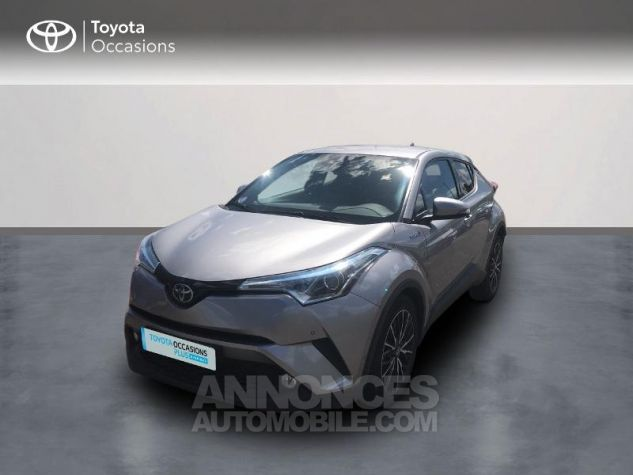 Toyota C-HR 122h Distinctive 2WD E-CVT Gris Clair Occasion - 0