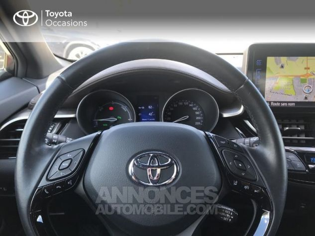 Toyota C-HR 122h Distinctive 2WD E-CVT Gris Clair Occasion - 7