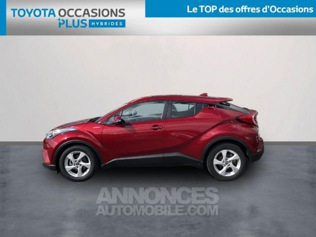 Toyota C-HR 122h Dynamic 2WD E-CVT ROUGE ALLURE Occasion - 2