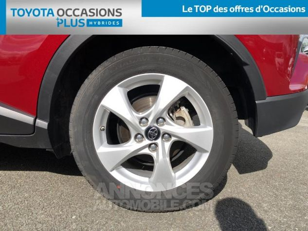 Toyota C-HR 122h Dynamic 2WD E-CVT ROUGE ALLURE Occasion - 3