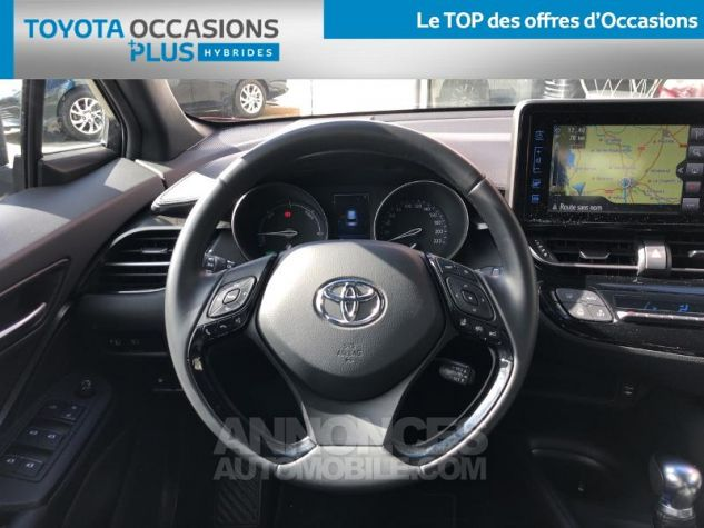 Toyota C-HR 122h Dynamic 2WD E-CVT ROUGE ALLURE Occasion - 5
