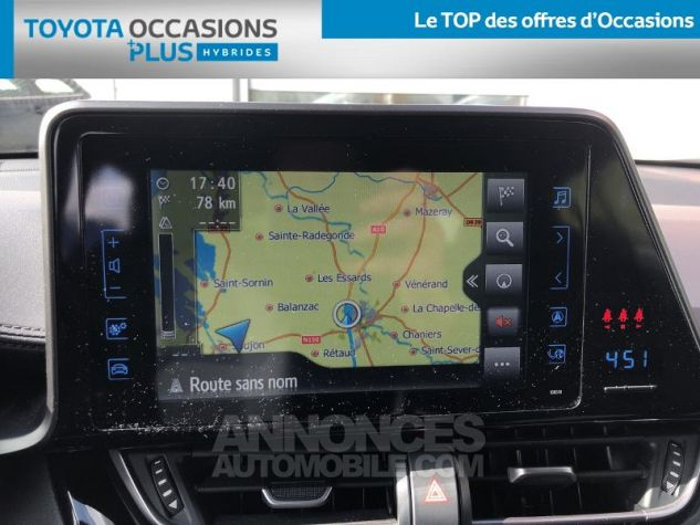 Toyota C-HR 122h Dynamic 2WD E-CVT ROUGE ALLURE Occasion - 6