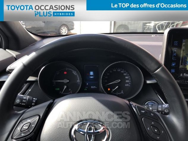 Toyota C-HR 122h Dynamic 2WD E-CVT ROUGE ALLURE Occasion - 7