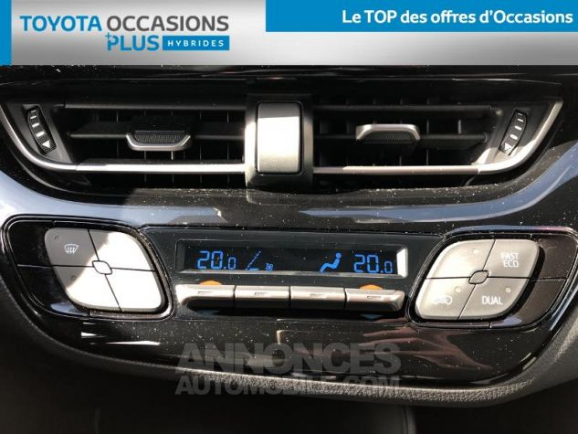 Toyota C-HR 122h Dynamic 2WD E-CVT ROUGE ALLURE Occasion - 10