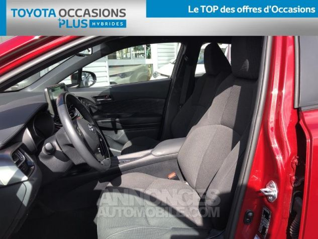 Toyota C-HR 122h Dynamic 2WD E-CVT ROUGE ALLURE Occasion - 12