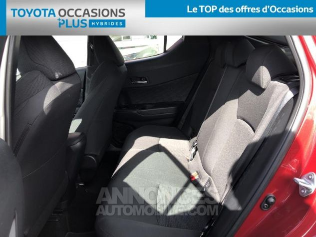 Toyota C-HR 122h Dynamic 2WD E-CVT ROUGE ALLURE Occasion - 13