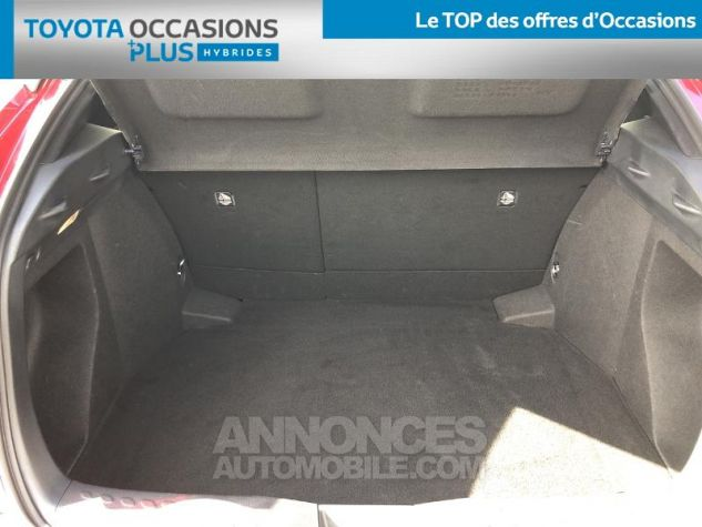 Toyota C-HR 122h Dynamic 2WD E-CVT ROUGE ALLURE Occasion - 14
