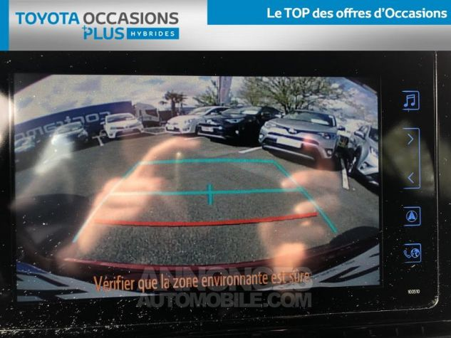 Toyota C-HR 122h Dynamic 2WD E-CVT ROUGE ALLURE Occasion - 18