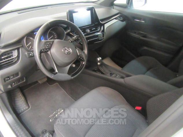 Toyota C-HR 122h Dynamic 2WD E-CVT BLANC NACRE Occasion - 5