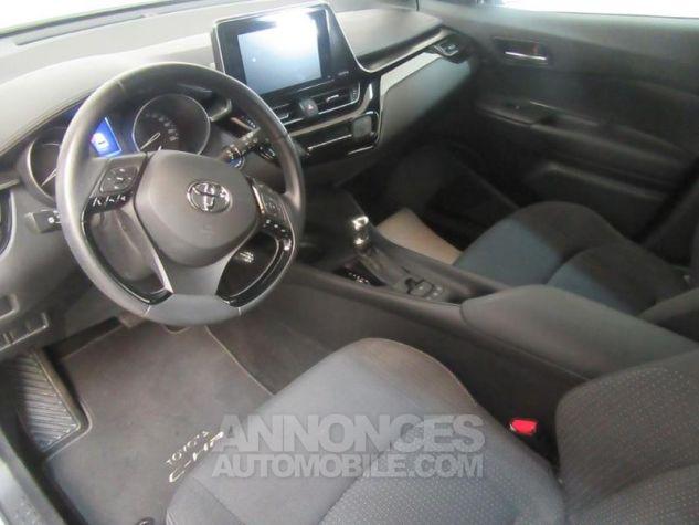 Toyota C-HR 122h Dynamic 2WD E-CVT BLANC NACRE Occasion - 6