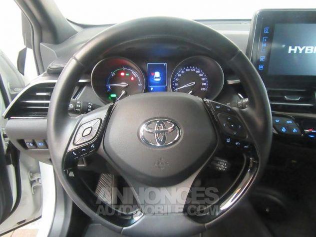 Toyota C-HR 122h Dynamic 2WD E-CVT BLANC NACRE Occasion - 8