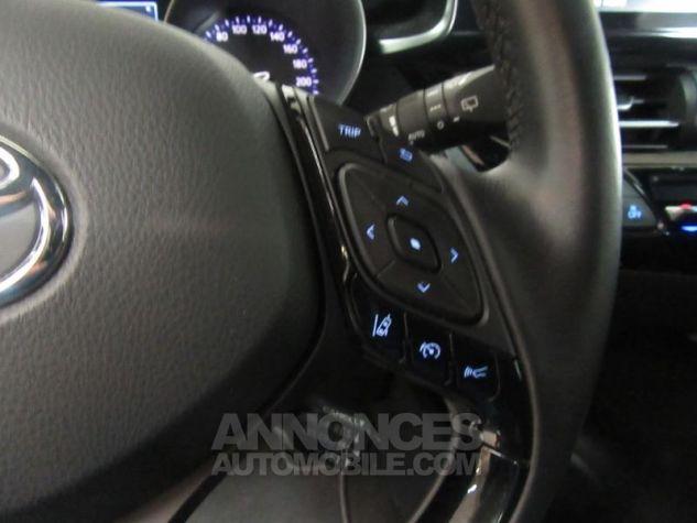 Toyota C-HR 122h Dynamic 2WD E-CVT BLANC NACRE Occasion - 10