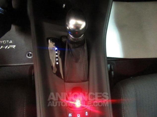 Toyota C-HR 122h Dynamic 2WD E-CVT BLANC NACRE Occasion - 11