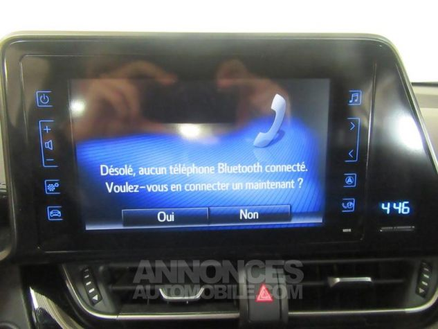 Toyota C-HR 122h Dynamic 2WD E-CVT BLANC NACRE Occasion - 16