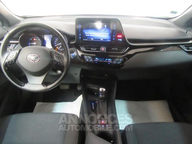 Toyota C-HR 122h Dynamic 2WD E-CVT BLANC NACRE Occasion - 17