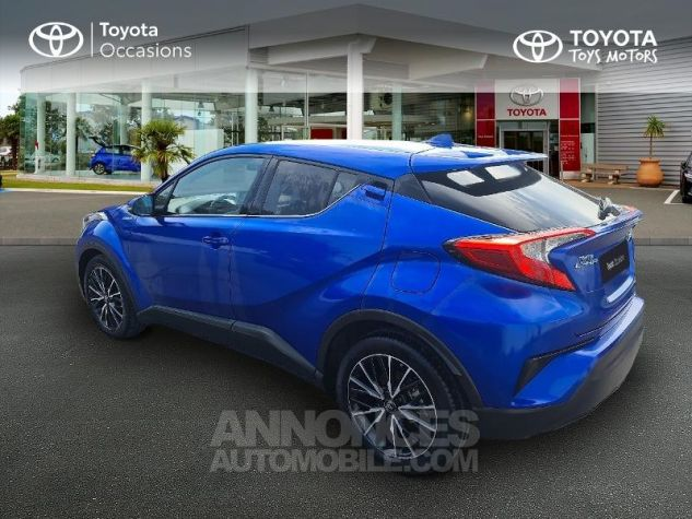 Toyota C-HR 122h Edition 2WD E-CVT Bleu F Occasion - 1