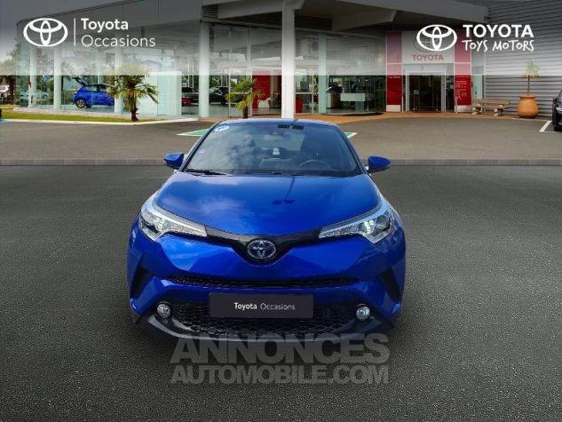 Toyota C-HR 122h Edition 2WD E-CVT Bleu F Occasion - 4