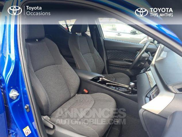 Toyota C-HR 122h Edition 2WD E-CVT Bleu F Occasion - 5