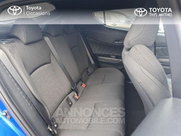 Toyota C-HR 122h Edition 2WD E-CVT Bleu F Occasion - 6