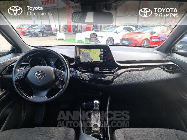 Toyota C-HR 122h Edition 2WD E-CVT Bleu F Occasion - 7