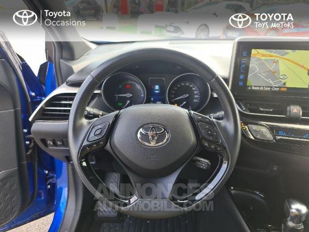 Toyota C-HR 122h Edition 2WD E-CVT Bleu F Occasion - 8