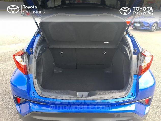 Toyota C-HR 122h Edition 2WD E-CVT Bleu F Occasion - 9