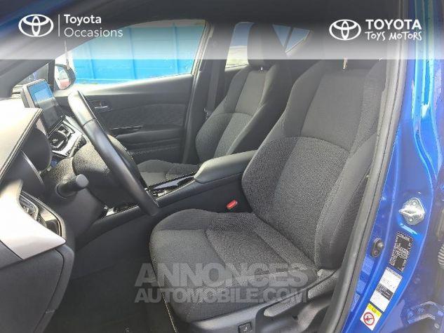 Toyota C-HR 122h Edition 2WD E-CVT Bleu F Occasion - 10